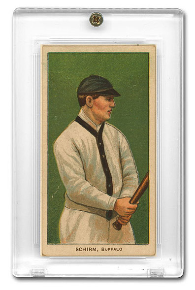 T206 Tobacco Card One Screw