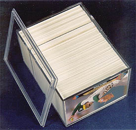 250 Count Plastic Box