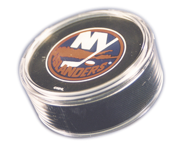 Round Hockey Puck Holder